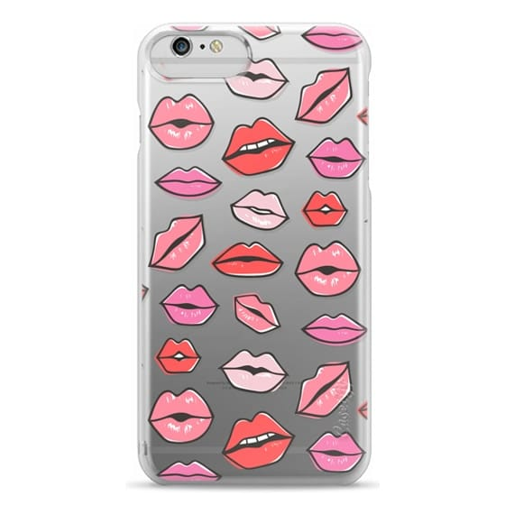 iPhone 6 Plus Cases - Lips Kisses