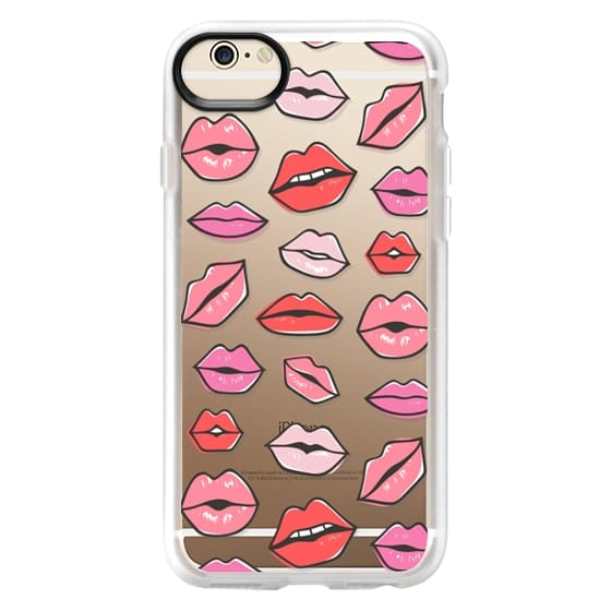 iPhone 6 Cases - Lips Kisses