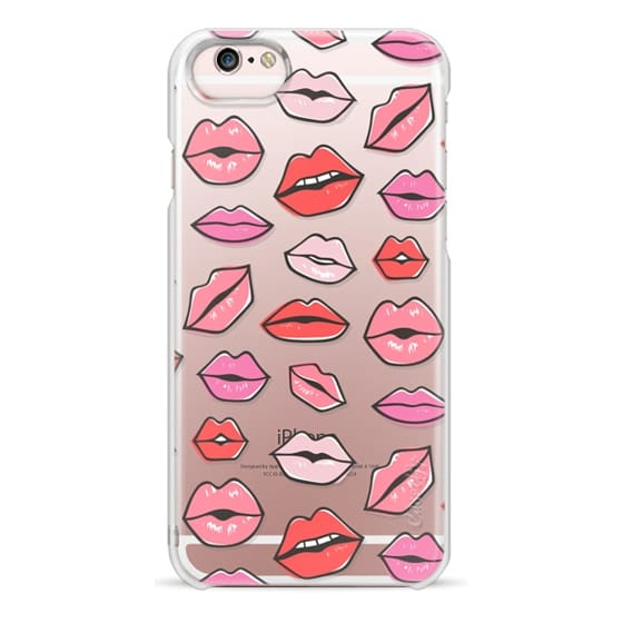 iPhone 6s Cases - Lips Kisses