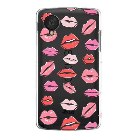 Nexus 5 Cases - Lips Kisses