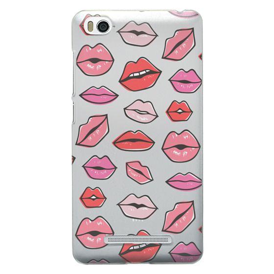 Xiaomi 4i Cases - Lips Kisses
