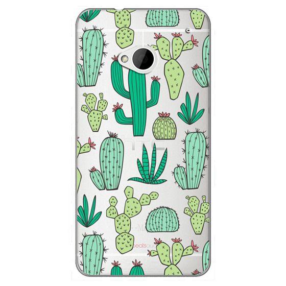Htc One Cases - Cactus