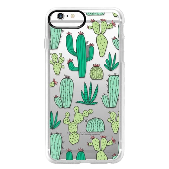 iPhone 6 Plus Cases - Cactus