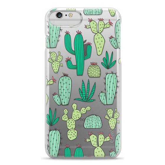 iPhone 6 Plus Cases - Cactus