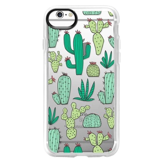 iPhone 6 Cases - Cactus