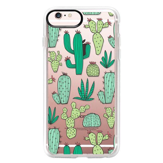iPhone 6s Plus Cases - Cactus
