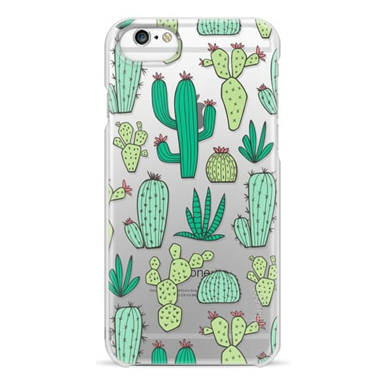 iPhone 6s Cases - Cactus