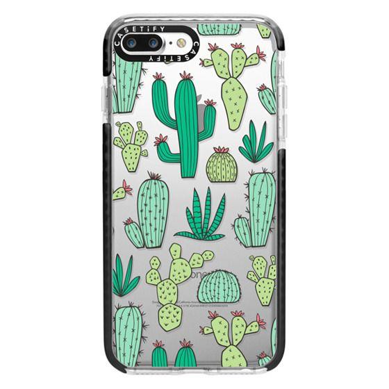 iPhone 7 Plus Cases - Cactus