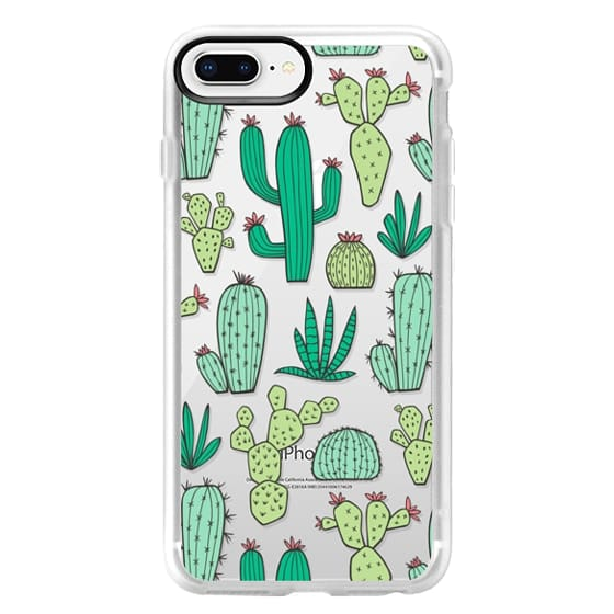 iPhone 8 Plus Cases - Cactus