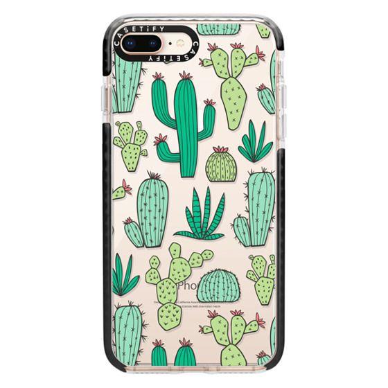 iPhone 8 Plus Cases - Cactus