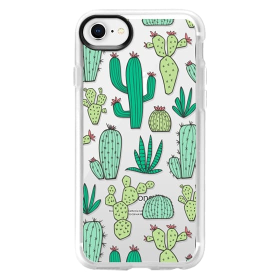 new product 44d57 827f8 Classic Grip iPhone 8 Case - Cactus