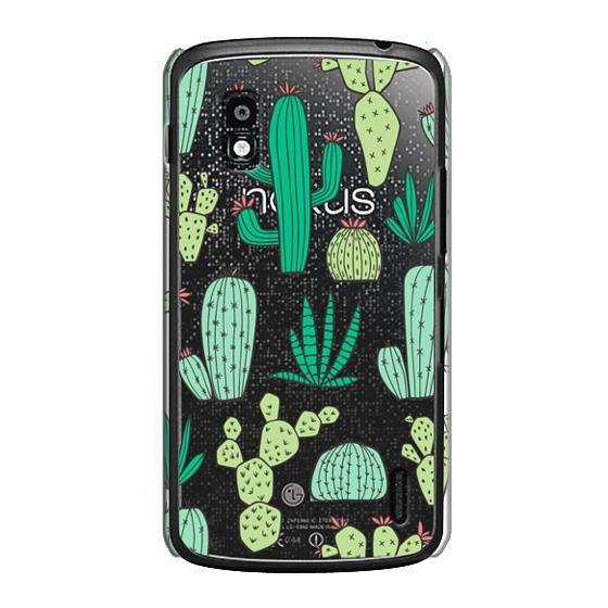 Nexus 4 Cases - Cactus
