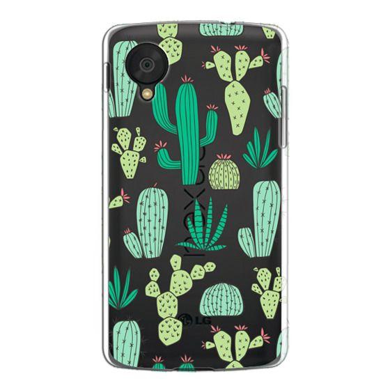 Nexus 5 Cases - Cactus