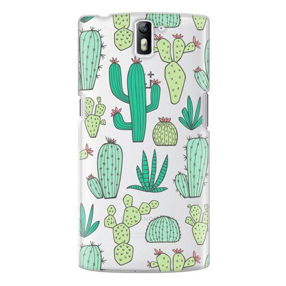 One Plus One Cases - Cactus