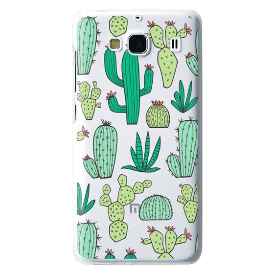 Redmi 2 Cases - Cactus