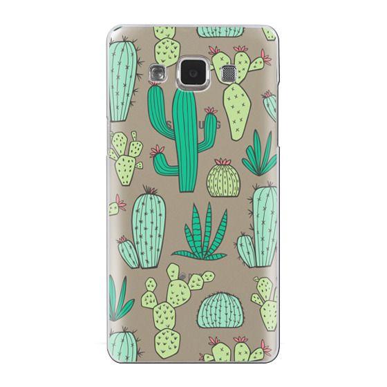 Samsung Galaxy A5 Cases - Cactus