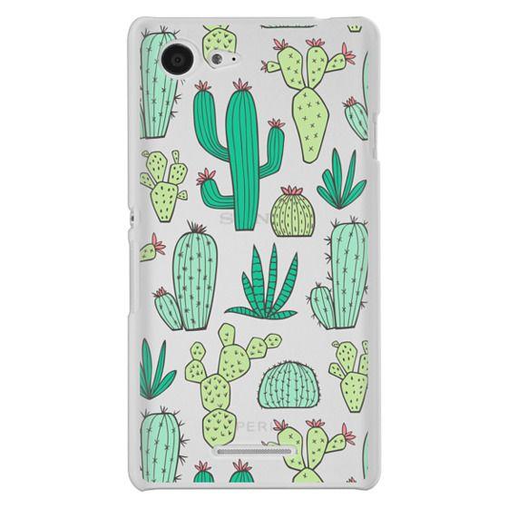 Sony E3 Cases - Cactus