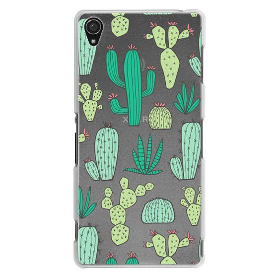 Sony Z3 Cases - Cactus