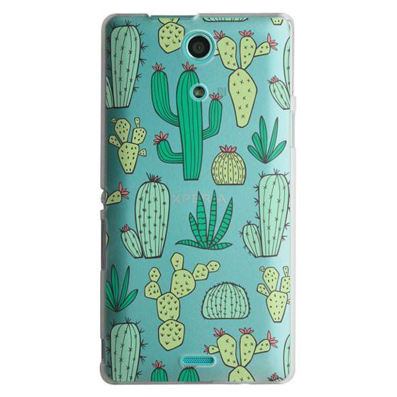 Sony Zr Cases - Cactus