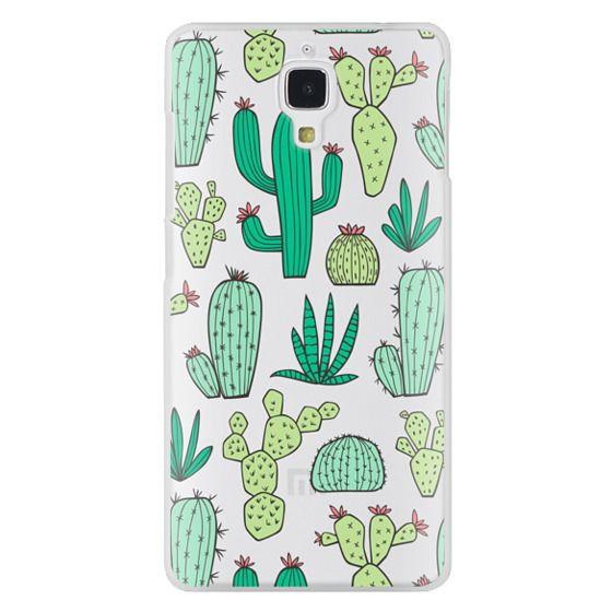 Xiaomi 4 Cases - Cactus