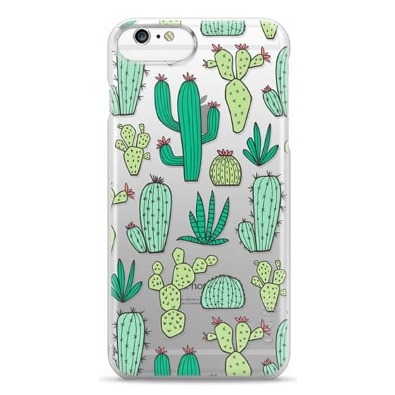 iPhone 6s Plus Cases - Cactus