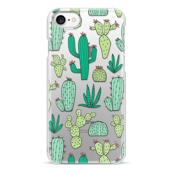 iPhone 7 Cases - Cactus