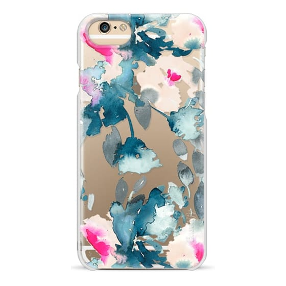 iPhone 6s Cases - Rose Floral by Chroma