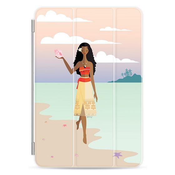 iPad Mini 4 Covers - Girl of Motunui