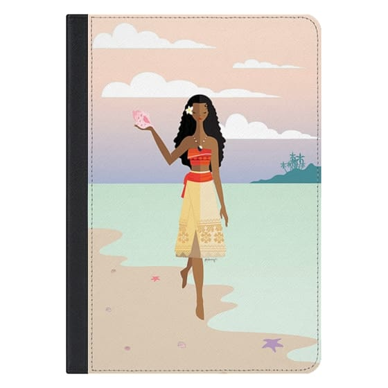 10.5-inch iPad Pro Covers - Girl of Motunui