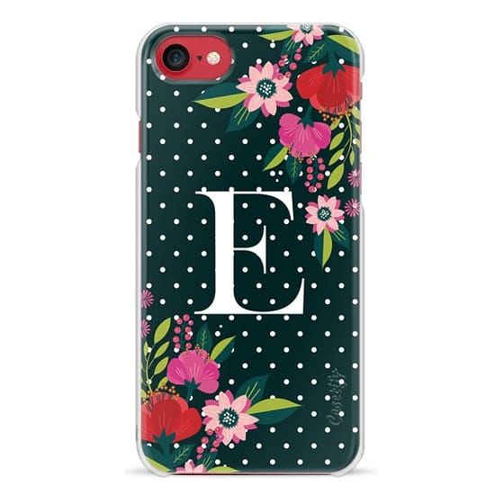 iPhone 7 Plus Cases - Flamenco Monogram E