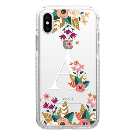 iPhone X Cases - Monogram Studio