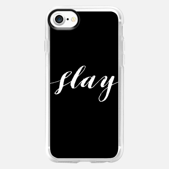 Slay Black and White #2 - Wallet Case