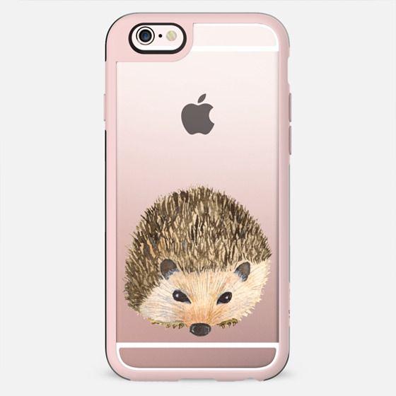 Hedgehog Watercolor - New Standard Case