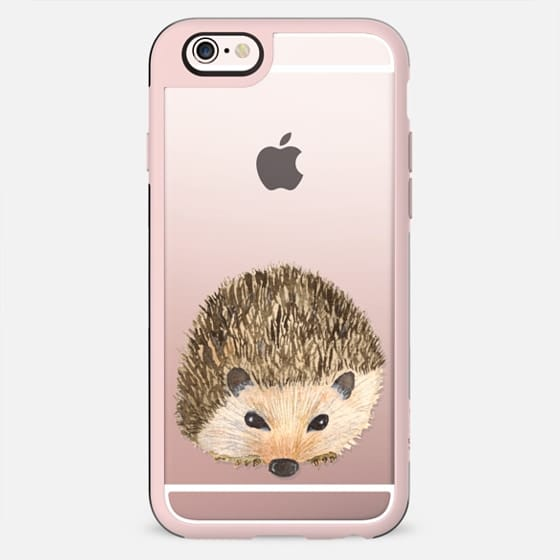 Hedgehog Watercolor