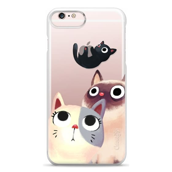 iPhone 6s Plus Cases - the flying kitten
