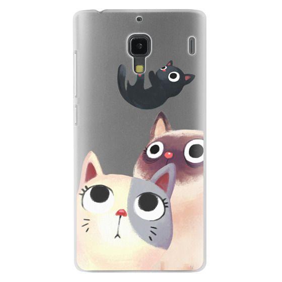 Redmi 1s Cases - the flying kitten