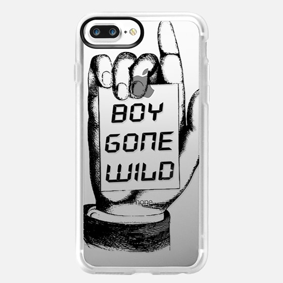 Boy Gone Wild - Vintage Hand  -