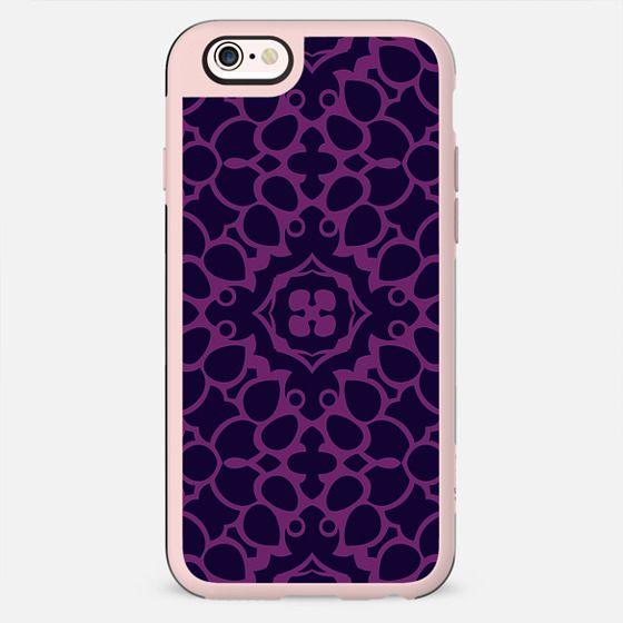 Violet Pattern Design Purple Beauty