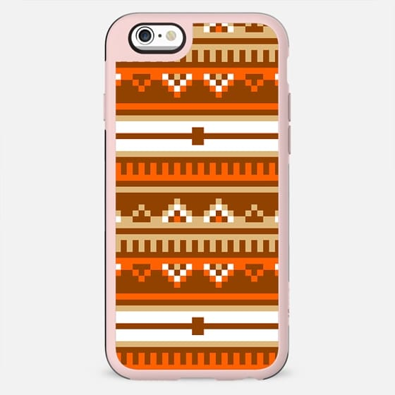 Tribal Pattern Abstract Geometric Design - New Standard Case