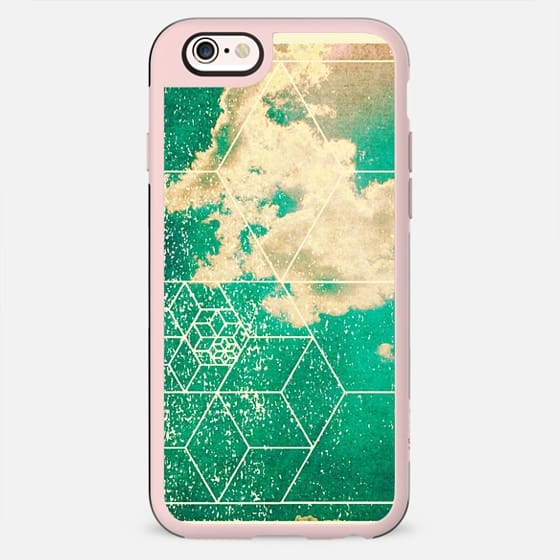 Nature and Geometry - The Clouds - New Standard Case