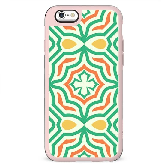 Tropical Colors Pattern Design