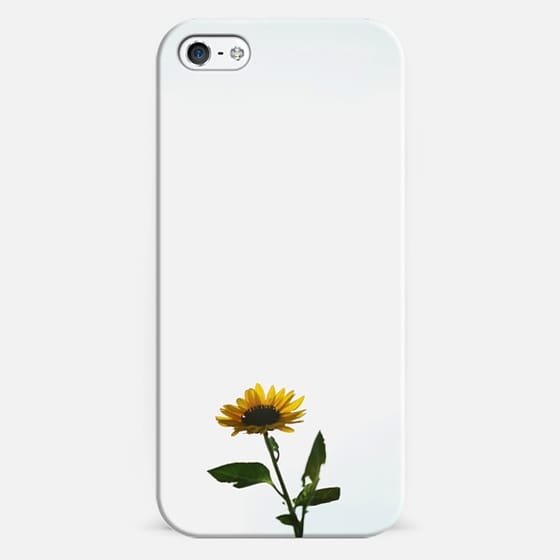 Sunflower - Classic Snap Case