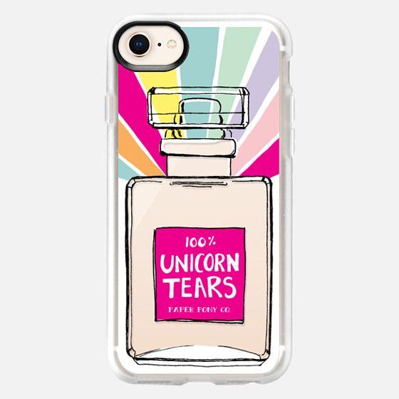 100% Unicorn Tears Perfume Bottle - Snap Case