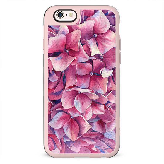 """Pink hydrangea"""