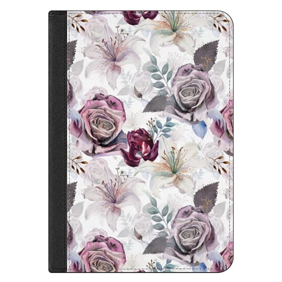 iPad Mini 4 Covers - The morning garden