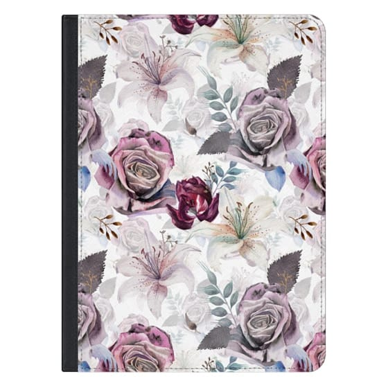 12.9-inch iPad Pro Covers - The morning garden