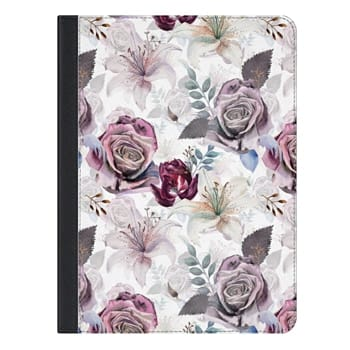 iPad Pro 9.7 Case - The morning garden