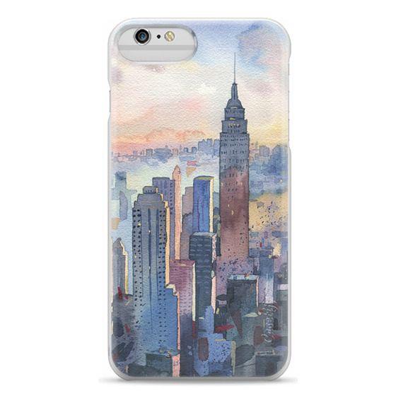 iPhone 6 Plus Cases - New York