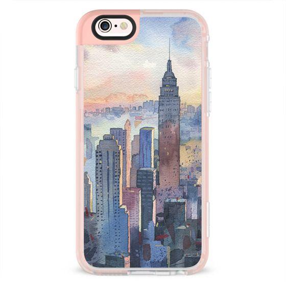 iPhone 4 Cases - New York