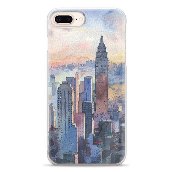 iPhone 8 Plus Cases - New York